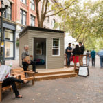 Tiny house developed by Miller Hull, known as Mighty House.